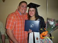 Angela Caban's Graduation