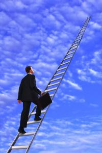 Climbing a Ladder in the Sky
