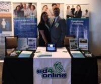 Ed4Online at recent trade show
