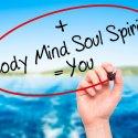 "Body, Mind, Soul, Spirit all equal ""You"""