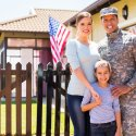 Military Family picture